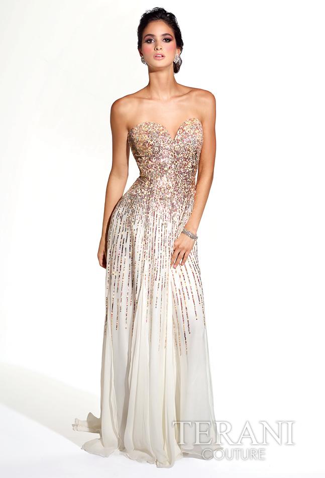 Terani Couture Prom Dresses 2014