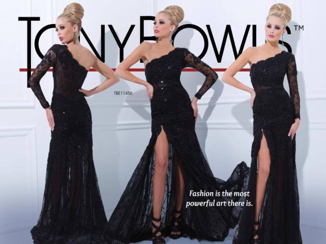 Fashion is the most powerful art there is. TCheck this out Style TBE11456 by Tony Bowls